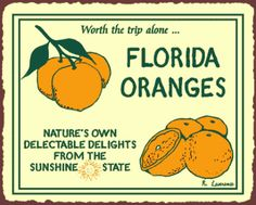 Florida Citrus blog FFVA BY WISH FARMS