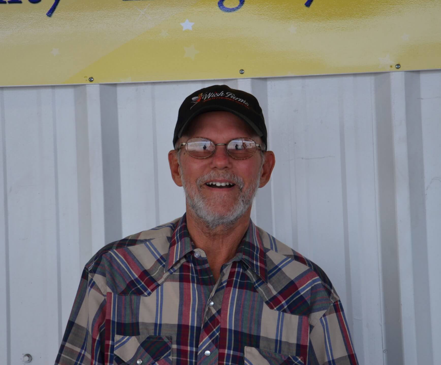 Lonnie Gonzalez Wish Farms FL Berry Farmer