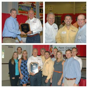 Wish Farms Awarded Agri-Business of the Year by Plant City Chamber of Commerce