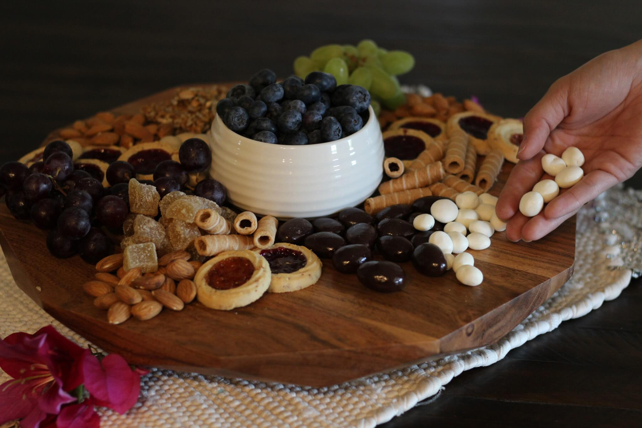 Wish Farms Party Grazzing Platter Party Food