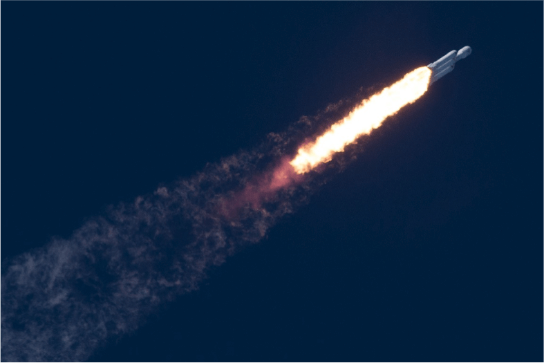 Falcon Heavy Launch Mission