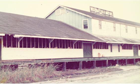 Keep on Handtruckin' - Old Wishnatzki & Nathel building #wishfarms