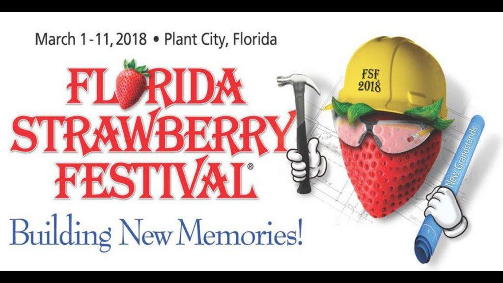 Florida Strawberry Festival 2018 Wish Farms Plant City