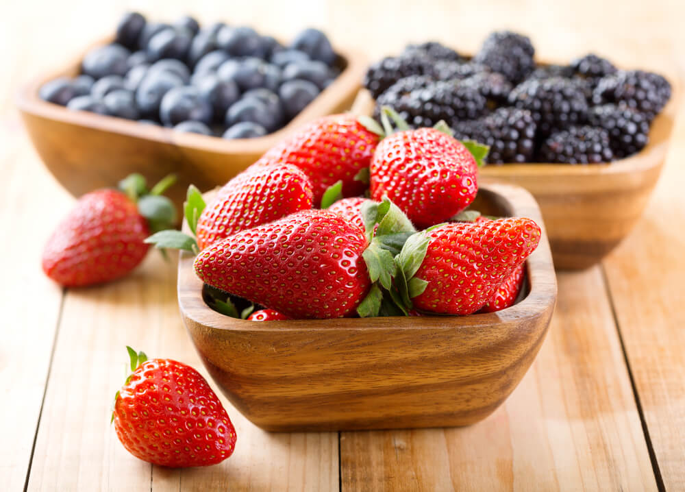 Organic Berries Wish Farms Puree Innovation